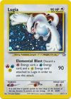 Lugia 9 111 Holo Unlimited