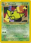 Metapod 42 75 Uncommon Unlimited