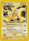 Raichu 21 64 Rare Unlimited