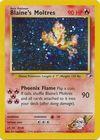 Blaine s Moltres 1 132 Holo Unlimited