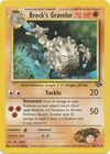 Brock s Graveler 34 132 Uncommon Unlimited