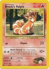 Brock s Vulpix 73 132 Common Unlimited