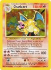 Charizard 4 102 Holo Rare Unlimited