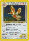 Lt Surge s Fearow 7 132 Holo Unlimited
