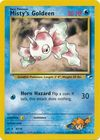 Misty s Goldeen 30 132 Rare Unlimited