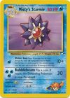Misty s Starmie 56 132 Uncommon Unlimited