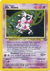 Mr Mime 6 64 Holo Unlimited