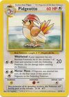 Pidgeotto 22 102 Rare Unlimited