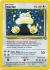 Snorlax 11 64 Holo Unlimited