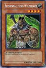Elemental Hero Wildheart EHC2 EN003 Secret Rare
