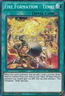 Fire Formation Tenki FIGA EN028 Secret Rare 1st Edition