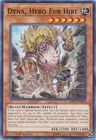 Dyna Hero Fur Hire MP19 EN251 Common 1st Edition