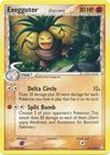 Exeggutor Delta Species 41 110 Uncommon