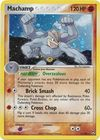 Machamp 11 108 Holo Rare