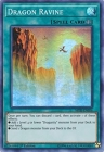 Dragon Ravine MYFI EN056 Super Rare 1st Edition
