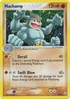 Machamp 9 92 Holo Rare