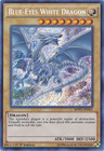 Blue Eyes White Dragon MVP1 ENS55 Secret Rare 1st Edition