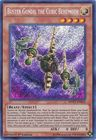 Buster Gundil the Cubic Behemoth MVP1 ENS35 Secret Rare 1st Edition