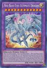 Neo Blue Eyes Ultimate Dragon MVP1 ENS01 Secret Rare 1st Edition
