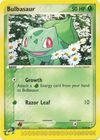 Bulbasaur 39 95 Common