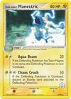 Team Aqua s Manectric 29 95 Uncommon