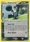 Team Aqua s Mightyena 30 95 Uncommon