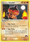 Team Magma s Claydol 33 95 Uncommon