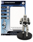 Stormtrooper 41 The Force Unleashed Star Wars Miniatures Uncommon