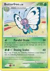 Butterfree 14 106 Rare
