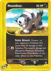 Houndour 87 147 Common