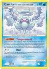 Castform Snow Cloud Form 50 146 Uncommon