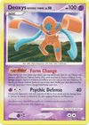 Deoxys Defense Forme 25 146 Rare