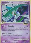 Gallade 4 20 111 Holo Rare Theme Deck Exclusive