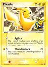 Pikachu 012 10th Anniversary Pokemon Promo