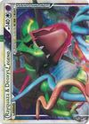 Rayquaza Deoxys Legend Top 89 90 Ultra Rare