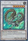 Naturia Barkion HA03 EN028 Secret Rare 1st Edition