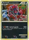 Zoroark and Legendary Pokemon Oversized Promo