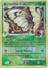 Butterfree FB 17 147 League Promo