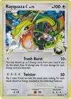 Rayquaza C 8 147 Shattered Holo Rare