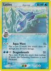 Latios 22 110 Holo Rare Theme Deck Exclusive