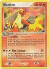 Blaziken 3 109 Rare Theme Deck Exclusive