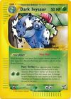 Dark Ivysaur 6 Winner Oversized Promo