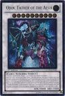 Ultimate Rare Odin Father of the Aesir STOR EN040 1st Edition