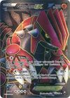 Groudon EX 106 108 Full Art Ultra Rare