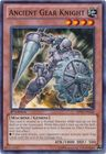 Ancient Gear Knight BP01 EN146 Common 1st Edition