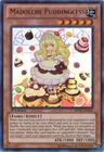 Madolche Puddingcess REDU EN026 Ultra Rare 1st Edition