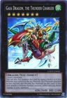 Gaia Dragon the Thunder Charger GAOV EN046 Super Rare Unlimited