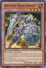Ancient Gear Knight BP01 EN146 Common Unlimited