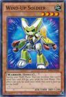 Wind Up Soldier BP01 EN166 Starfoil Rare Unlimited
