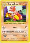 Charmeleon 24 102 Uncommon Shadowless